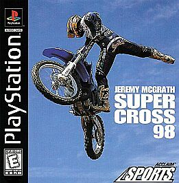 Jeremy McGrath Supercross '98 (PlayStat