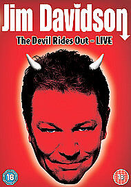 Jim Davidson - The Devil Rides Out (DVD,...