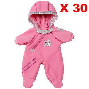 Job-Lot-of-30-Bandai-Star-Friends-Cosy-Baby-Outfit-Doll-Clothes-BNIB