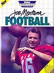 Joe Montana Football  (Sega Master, 1990...