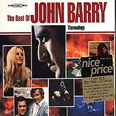 John Barry - Themeology (The Best Of , 1...