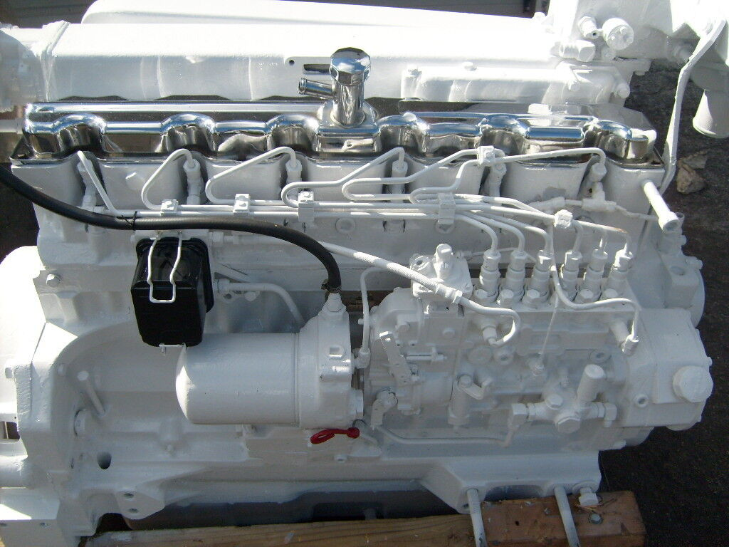 Used marine and industrial diesel engines for sale autos for Diesel marine motors for sale