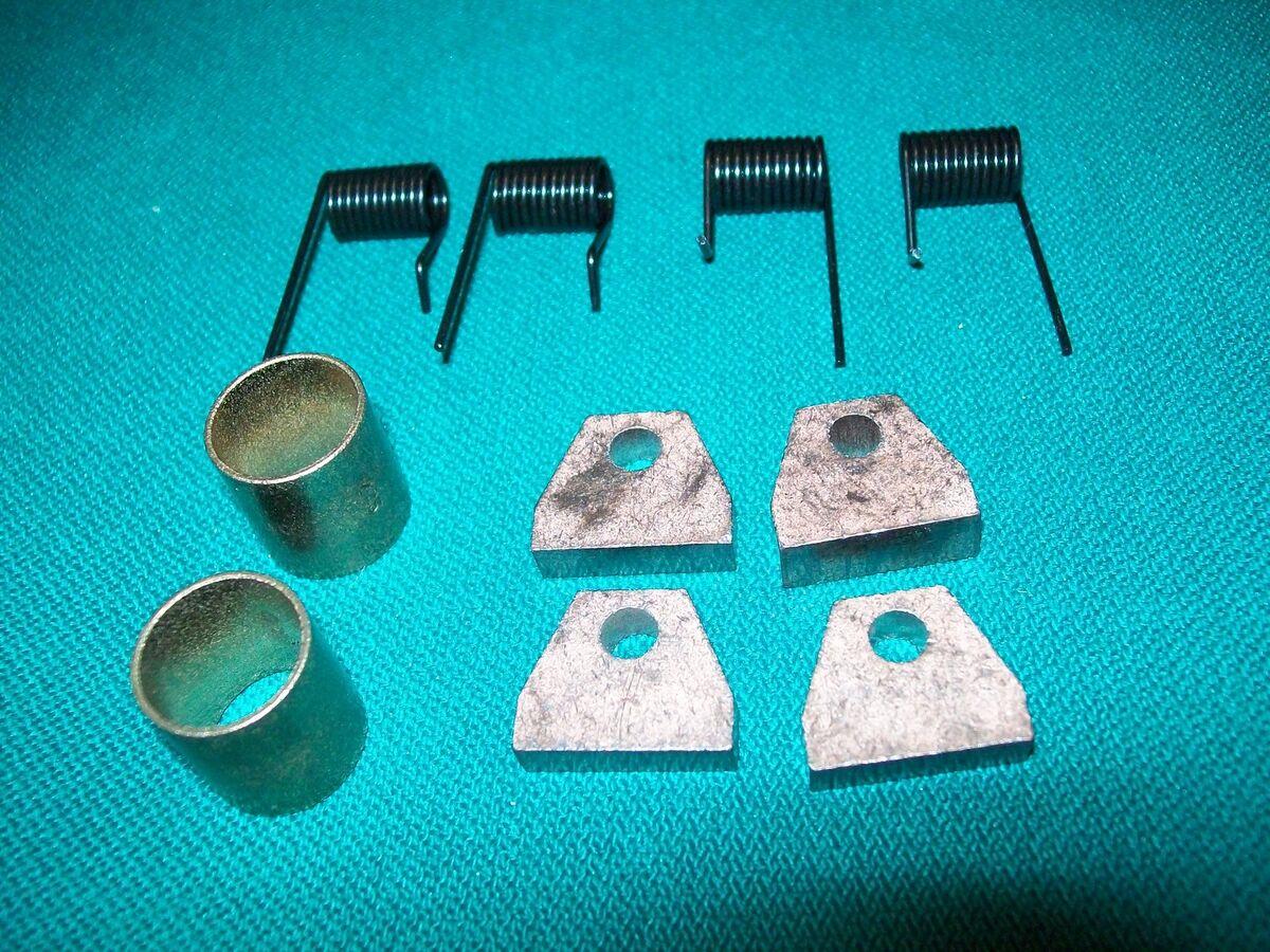 John Deere 720 730 840 Delco Starter Repair Kit 6 Volt Pony Motor Engine 1107155