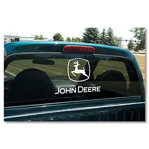 Details about John Deere Window Decal - LP14471
