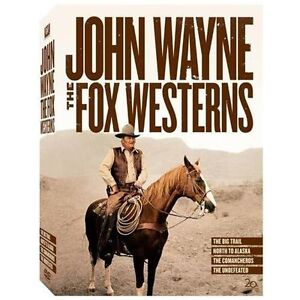 John Wayne - The Fox Westerns (DVD, 2008...