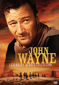 John Wayne Legendary Heroes Collection (...