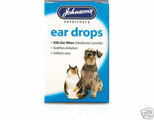 Ear Mite Drops For Cats