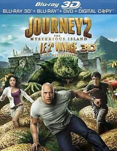 Journey 2: The Mysterious Island (Blu-ra...