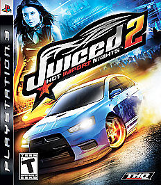 Juiced 2: Hot Import Nights  (Sony Plays...