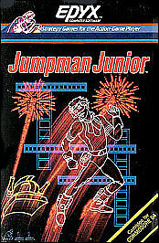 Jumpman Junior  (Commodore, 1983)