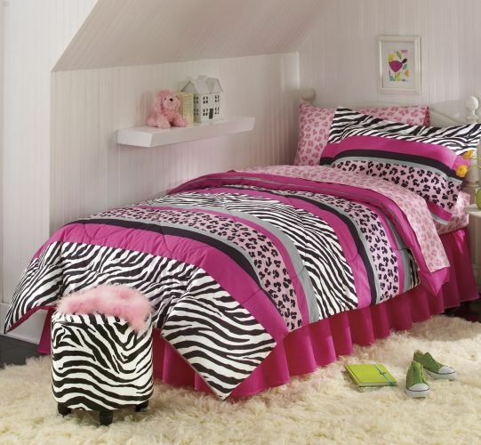 pink zebra bedding cake ideas and designs