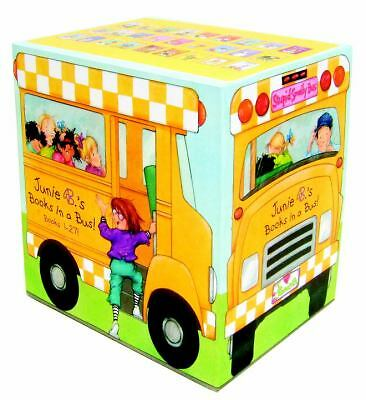 Junie B. Jones's Complete Boxed Set by B...