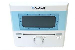 junkers raumtemperatur regler regelung fr 50 ersetzt tr. Black Bedroom Furniture Sets. Home Design Ideas