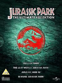 Jurassic Park - The Ultimate Collection ...