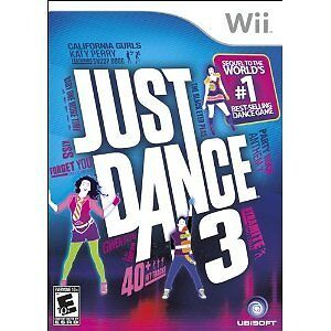 Just Dance 3 - New Nintendo WII in Video Games & Consoles, Video Games | eBay