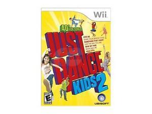 Just Dance Kids 2  (Nintendo Wii, 2011)