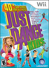 Just Dance Kids  (Wii, 2010)