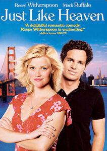 Just Like Heaven (DVD, 2009, PS)