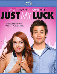 Just My Luck (Blu-ray Disc, 2012)