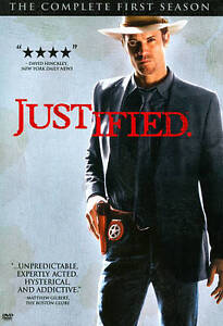 Justified: The Complete First Season (DV...
