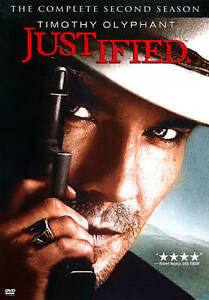 Justified: The Complete Second Season (D...