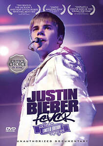 Justin Bieber: Fever (DVD, 2011, Limited...