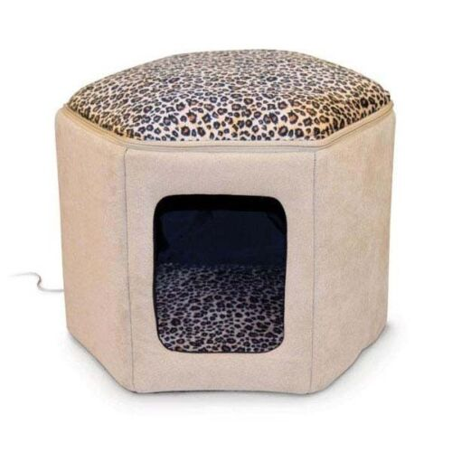 K & H KITTY CLUBHOUSE KH3892 K&H CAT BED CAT HOUSE in Pet Supplies, Cat Supplies, Furniture & Scratchers | eBay