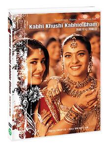 KABHI KHUSHI KABHIE GHAM (2001) -Karan Johar DVD *NEW | eBay