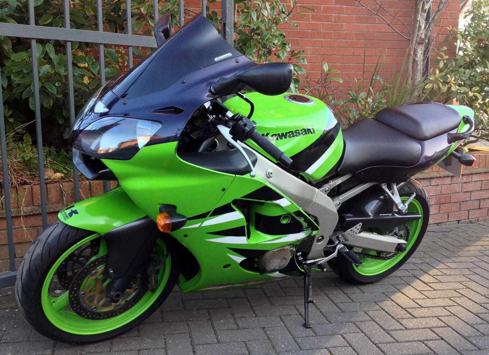 Kawasaki Buy Used Kawasaki Motorbikes Amp Spares Ebay