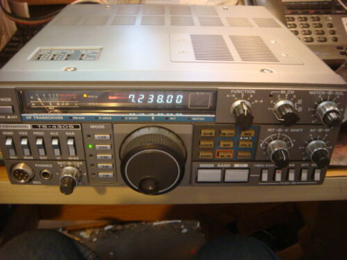 KENWOOD TS-430S HF TRANSCEIVER in Consumer Electronics, Radio Communication, Ham, Amateur Radio | eBay