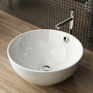 keramik design waschschale waschbecken tisch aufsatzbecken waschplatz top a87 ebay. Black Bedroom Furniture Sets. Home Design Ideas