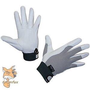 KERON-Leder-Handschuhe-Okuda-Arbeitshandschuhe-Schutzhandschuhe-Garten-Gr-7-11