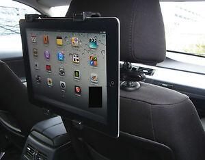kfz auto pkw sitz halterung halter universal f r ipad ipad. Black Bedroom Furniture Sets. Home Design Ideas