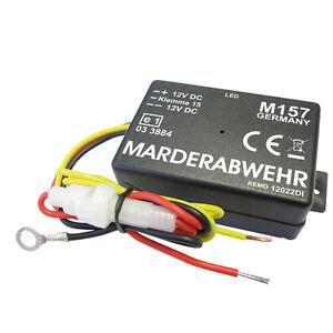 KFZ-Marderabwehr-Marderschreck-Ultraschall-Marderschutz-fuer-Auto-NEU