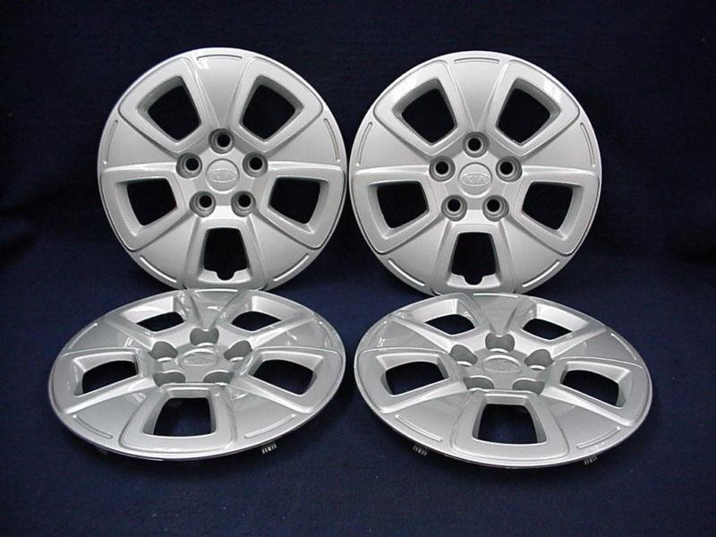 "Kia Soul 10 12 15"" 5 Spoke Wheel Covers Hubcaps Set of 4"