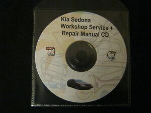 kia carens rondo 2003 2009 service repair manual