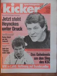 KICKER-15-16-2-1989-Pokal-Bayern-Karlsruhe-3-4-Winfried-Schaefer-Otto-Rehhagel