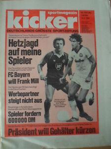 KICKER-15-19-2-1981-Bruno-Pezzey-Franz-Beckenbauer-Gehaelter-kuerzen-beim-1-FC