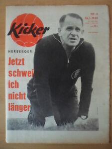 KICKER-3-16-1-1956-1-Sepp-Herberger-Squarra-Azzurra-Weltmeister-1934-1938