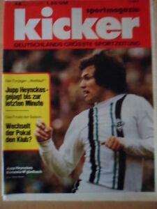 KICKER-48-16-6-1975-Jupp-Heynckes-Bremen-Gladbach-1-4-Bayern-HSV-0-1