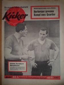KICKER-5-29-1-1962-Morlock-Wittmayer-Nuernberg-Fuerth-2-0-1860-Bayern-2-3