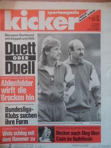 KICKER-53-20-6-1988-Frank-Mill-Horst-Koettel-Overath-Wimbledon-Leichtathletik