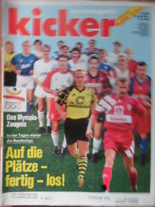 KICKER-64-10-8-1992-Olympia-Zeugnisse-Barcelona-Michael-Jordan-Detlef-Schrempf