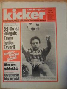 KICKER-65-12-8-1982-H-Mueller-Kaiserslautern-Aston-Villa-5-1-Bracht-verletzt