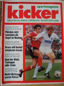 KICKER-72-4-9-1978-Hans-Guenther-Bruns-Gladbach-Leichtathletik-EM-in-Prag