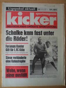 KICKER-83-12-10-1972-V1-Liga-Pokal-Bielefeld-Gladbach-0-3-1-FC-Fortuna-Koeln-0-2