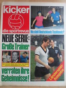 KICKER-9-29-2-1967-BRD-Marokko-5-1-Bayern-RW-Essen-4-1-VfR-Mannheim-ETB-Essen