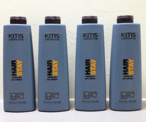 KMS Hairstay Styling Gel 25.3 oz LOT OF 4 Special in Health & Beauty, Hair Care & Styling, Styling Products | eBay