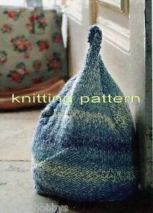 Free Knitting Patterns For Door Stops Knitting Pattern