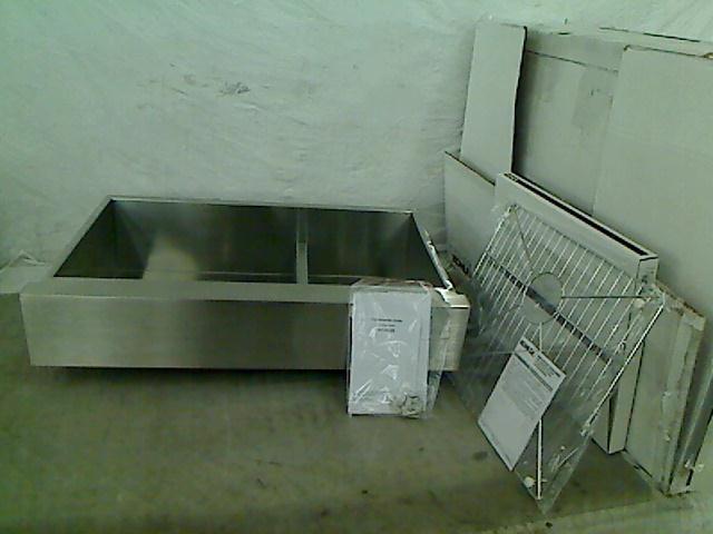 KOHLER K 3945 NA Vault Undercounter Offset Smart Divide